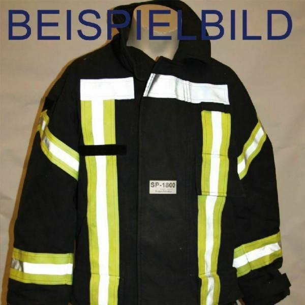 Feuerwehrüberjacke Feuchter Gr 52 Feuerwehr Rettungsdienst Aramid Nomex 938