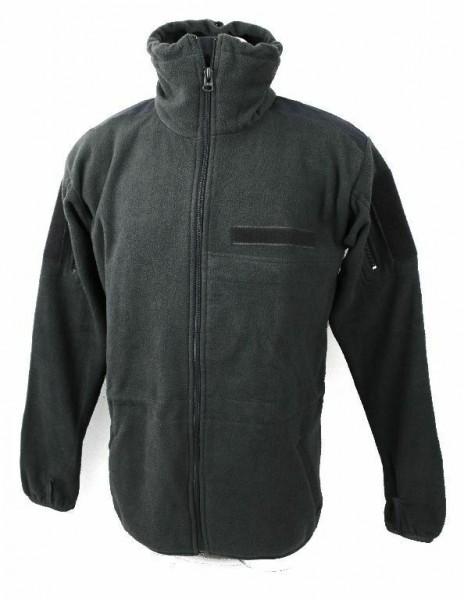 Fleecejacke Größe L grau Outdoor Jacke Neu Tactical Combat Military Trekking BW