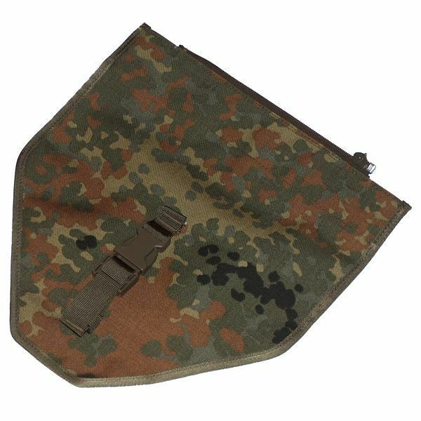 Bundeswehr Unterleibschutz Hülle BW ULS flecktarn 3FTD Schutzweste ST IDZ BUND