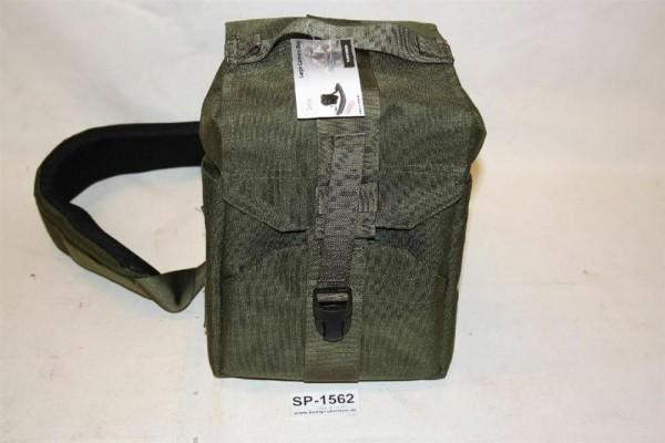 Kameratasche Tragetasche oliv Umhängetasche SAG Gr L neu BUND Bundeswehr BW 1562