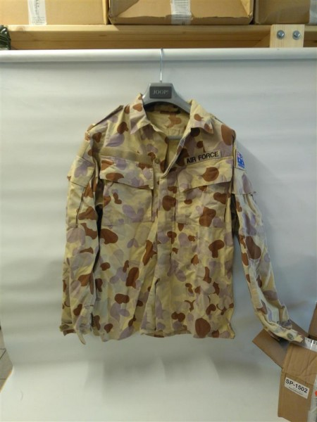 Feldbluse Australien Air Force Australia tropentarn Feldjacke Bluse 1502